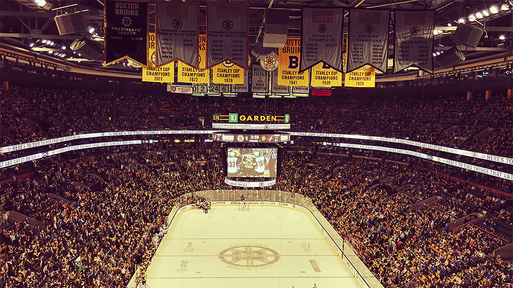 TD Garden - Boston Bruins